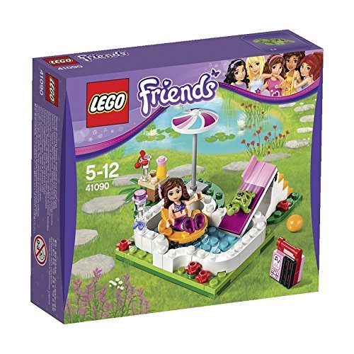 LEGO Friends Olivias Garden Pool 41090 โดย Lego