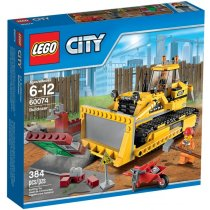 LEGO City Bulldozer 60074 โดย Lego