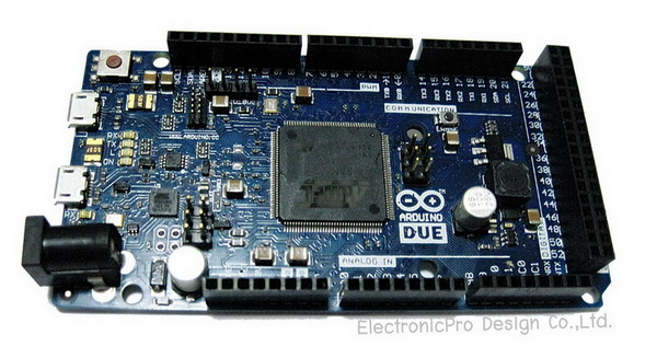 Arduino DUE R3 ATSAM3X8E ARM 32-bit Cortex-M3 Development board