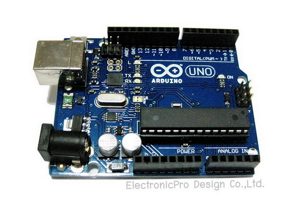 Arduino UNO R3 development board Revision 3