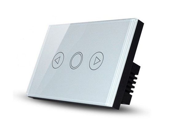 Real Switch Touch Dimmer (White)