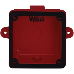Weatherproof back box for SSM and SSV series รุ่น WBB ยี่ห้อ systemsensor