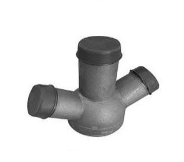 FIRE HYDRANT (ROOF MANIFOLD) 90 Degree Cast Brass รุ่น 5886 ยี่ห้อ POTTER ROEMER