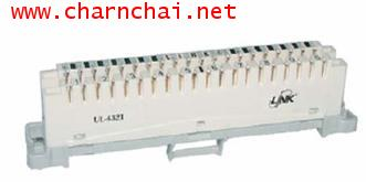 TELEPHONE CONNECTION MODULE 10 Pair