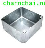 Jumbo Square Box For Floor outlet Square Box 5quot;x5quot;