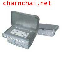 Stainless Steel, National Full Color, Rectangular(2quot; x 4quot;)
