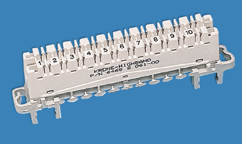 HIGHBAND 10 disconnection moduleHIGHBAND 10 disconnection module
