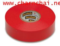 35 Red 34 Electrical Tape ,3M