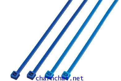 TEFZEL CABLE TIES feature resistance to radiation,
