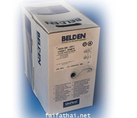 Belden 1583A  Cat5e DataTwist Five Unshielded Twisted Pair Data Cable