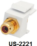 RCA (red) Coupler