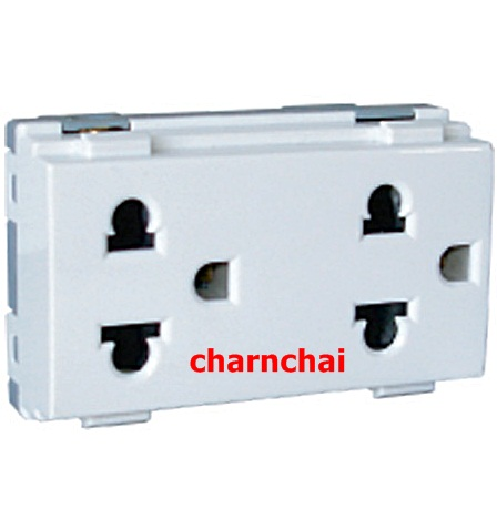 Haco Deco Code: W8416V2 Price $ 0.00 THB eye coupled with grounded 3-pin 16 amp 250 volt pack: 1020