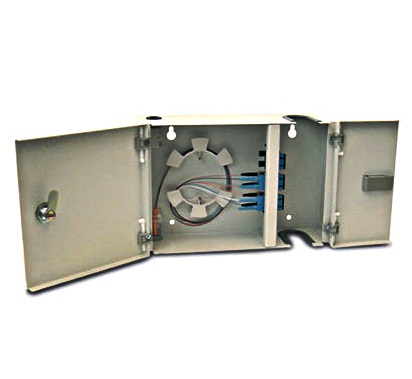 6-24F (2 Snap-In) wall mount BOX Unload H21xW32 5xD10cm.