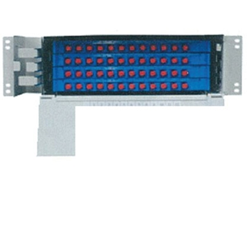 Panel for splice distribution unit 6 unit