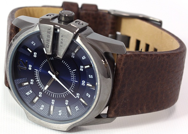 Diesel Three Bar Watch