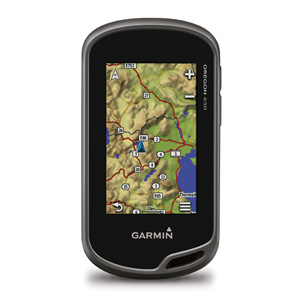 คู่มือ Garmin Oregon 600 Series
