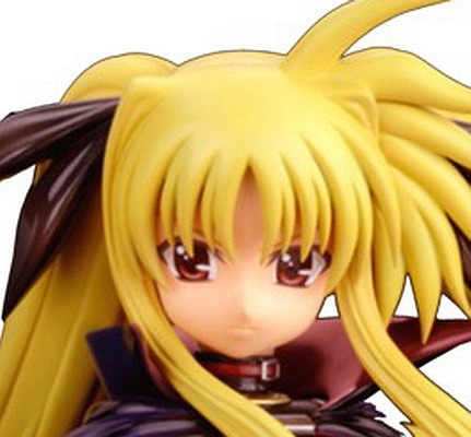 Mahou Shoujo Lyrical Nanoha A s Fate Testerossa Burst Version