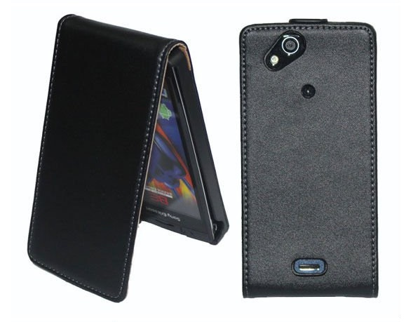 []    Sony Ericsson Xperia ARC S Leather CASE -  350 !