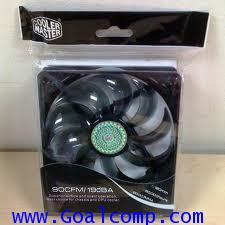 FAN 120mm COOLER MASTER(Silent)