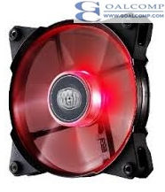 FAN Cooler JetFlo 120 [Red]