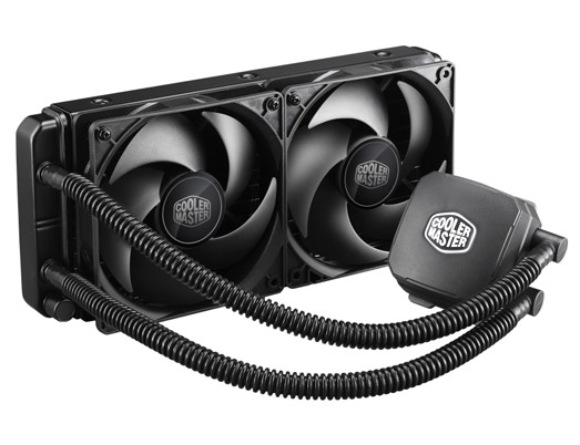 CPU COOLER MASTER WATER NEPTON 240M