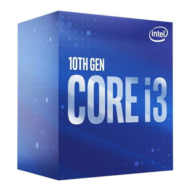 INTEL CORE  I3-10100 3.6 GHz