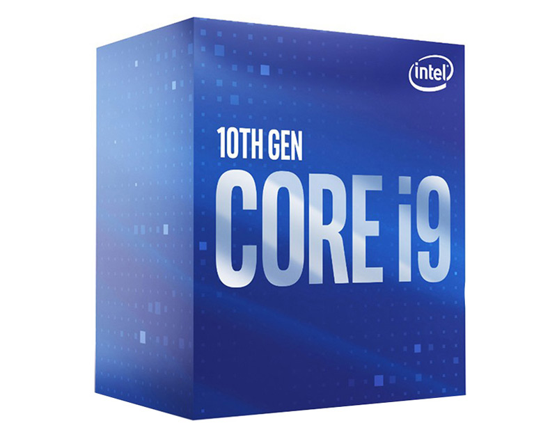 INTEL CORE I9-10900 2.8 GHz