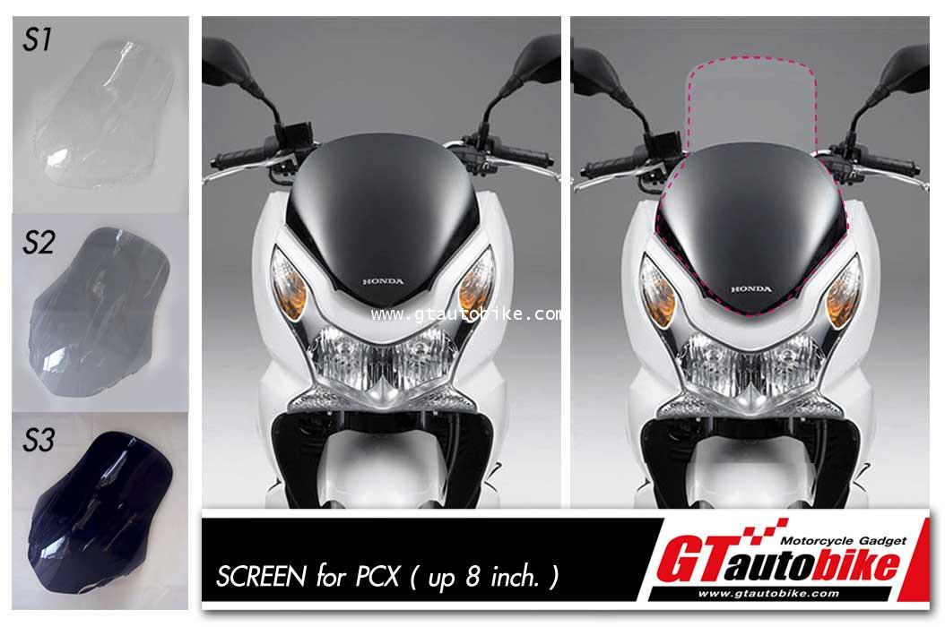 Winshield / Screen for PCX
