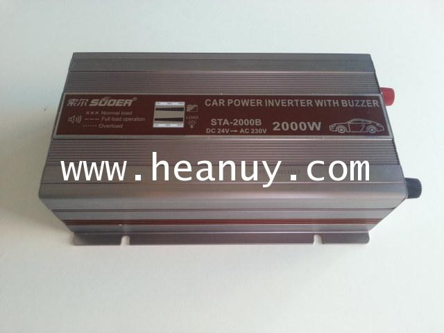 Power Inverter STA2000A (2000W)