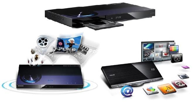 Samsung Blu-ray players BD-C5500