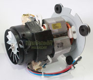 BJE 820 motor assy with fan
