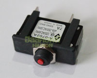 BJE 820  reset switch