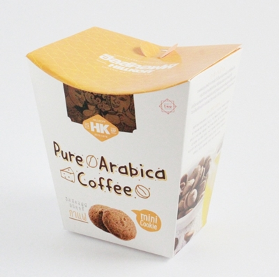 Pure Arabica Coffee mini cookie 50 g