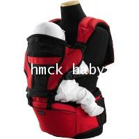 POGNAE 3 in 1 - Smart Hipseat Carrier Red