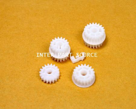 HP Laserjet P3015 Fuser Gear Set 4Pcs