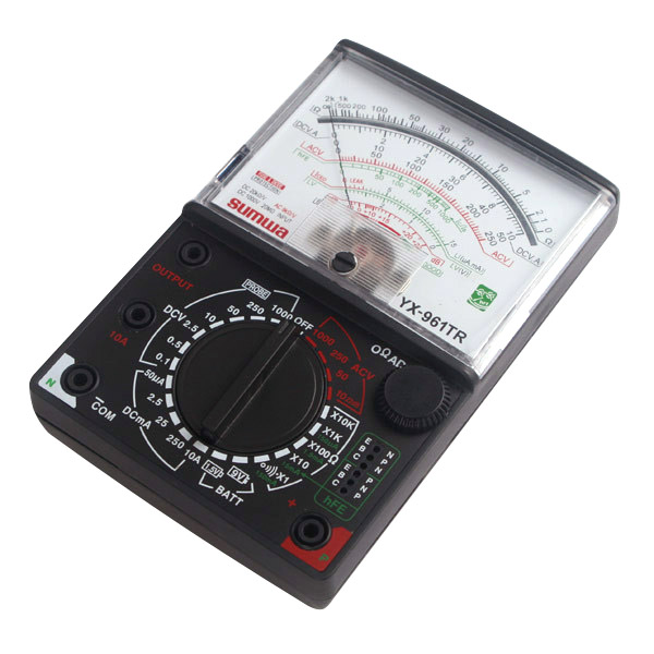 SUNWA YX961TR Analog Multimeter Electrical Meter Multitester มัลติมิเตอร์