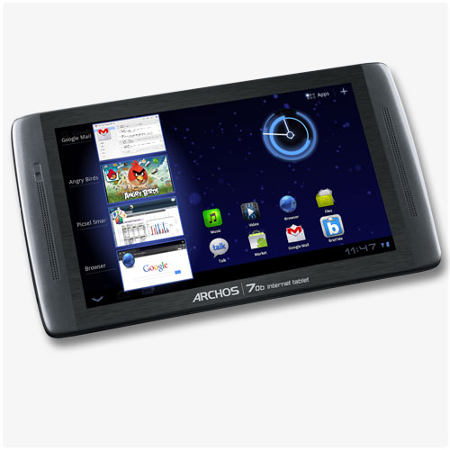 Archos 70b internet tablet