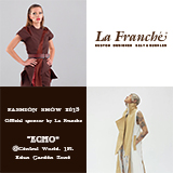 Fashion Show 2015 official sponsor by La Franche
