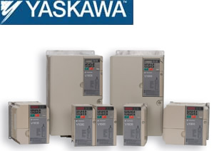 YASKAWA Three-Phase CIMR-VA4A0009