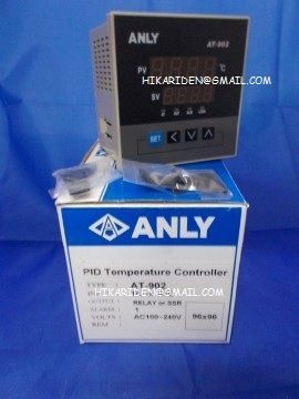 Temperature Control ANLY Model : AT-902 AC100-240V ราคา 2,200 บาท