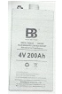 BB 4V 200AH AGM Battery