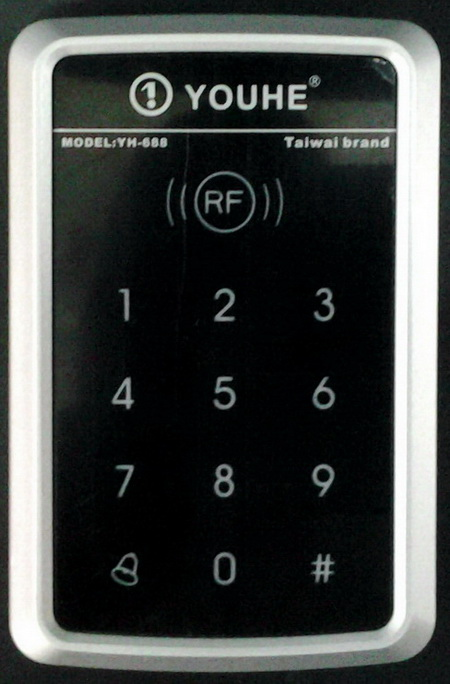 Single Door Access Control YH 688 Memory1,000 user รับประกัน 1 ปี