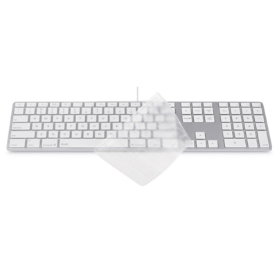 Moshi ClearGuard FS for iMac keyboard with numeric keypad