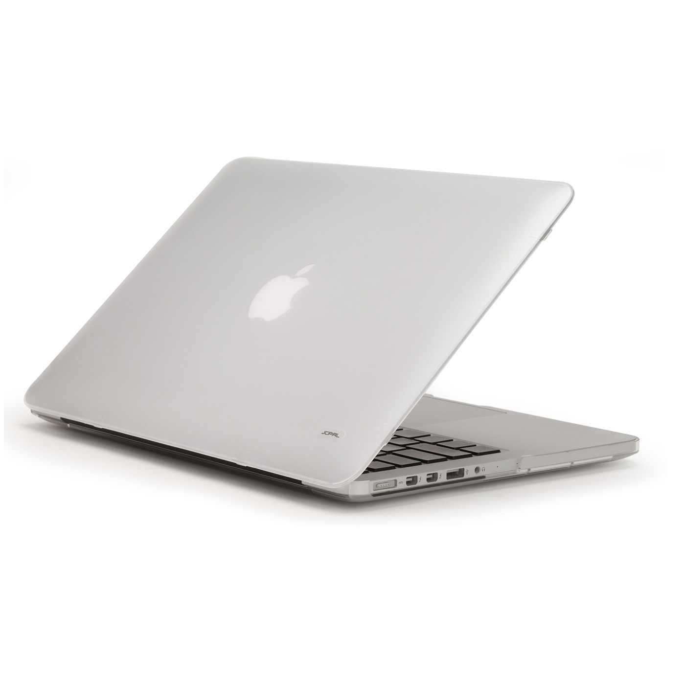 JCPAL Ultra thin Case for Macbook Air 13 inch - Transparent