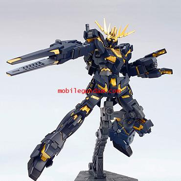 ���šѹ���� rx-0 unicorn gundam 02 banshee (destroy mode)