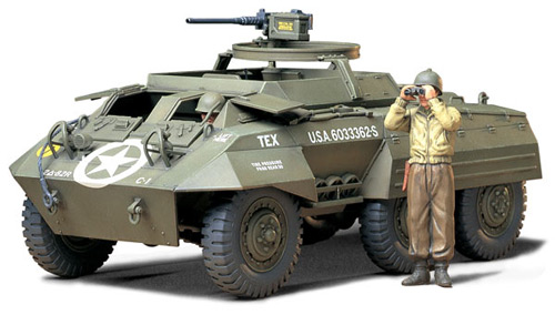 U.S.M20 Armored Utility Car 1/35 Tamiya