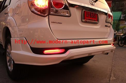 ชุดแต่ง TOYOTA NEW FURTUNER 2012 TRD SPORTIVO