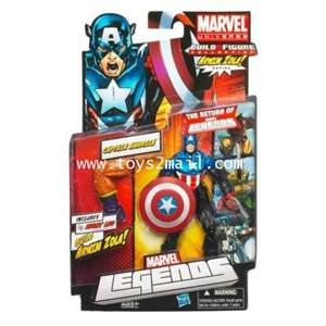 MARVEL LEGEND : MARVEL LEGEND 2012 WAVE 2 : CAPTAIN AMERICA T2M550096