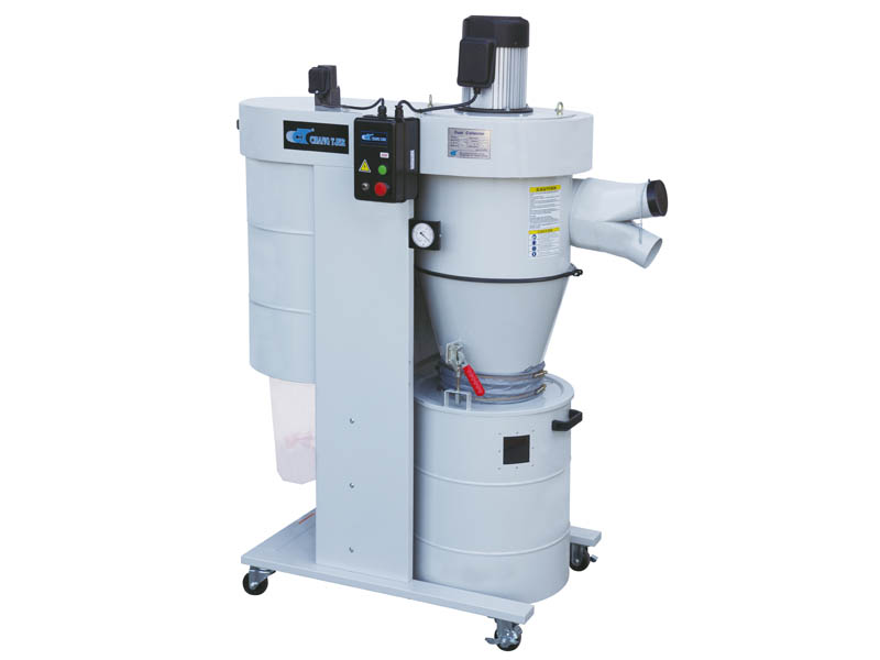PORTABLE DUST CYCLONE WITH AOTO CANISTER CLEANING SYSTEM-UB-2200VECK