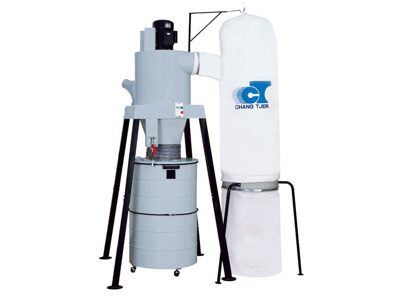 DUST CYCLONE TWO STAGE 3-5 HP-UB-25SDC